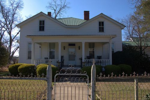 Brinson Homeplace Emanuel County GA Photograph Copyright Brian Brown Vanishing South Georgia USA 2014