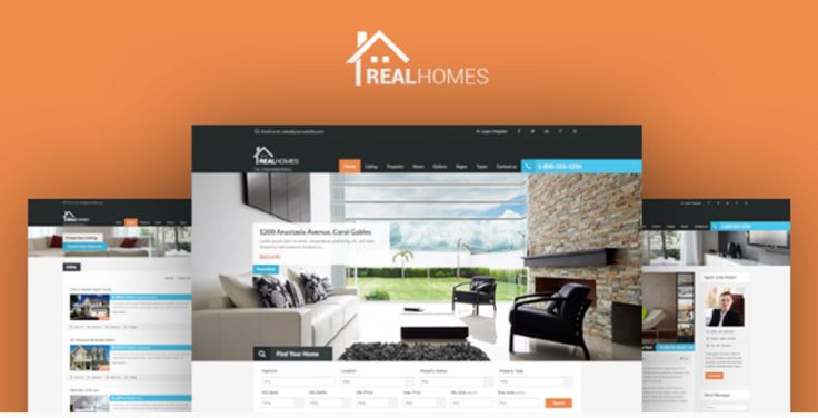 Real Homes v2.6.4 is a premium WordPress theme for real estate websites. It has a purpose oriented design and it comes loaded with tons of useful features. Some of the main features are Advanced properties search, Google map with properties markers, Various templates to display properties with customizable options, User login, registration and forgot password, …