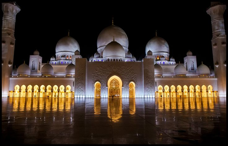 Sheikh Zayed Mosque ll - null
