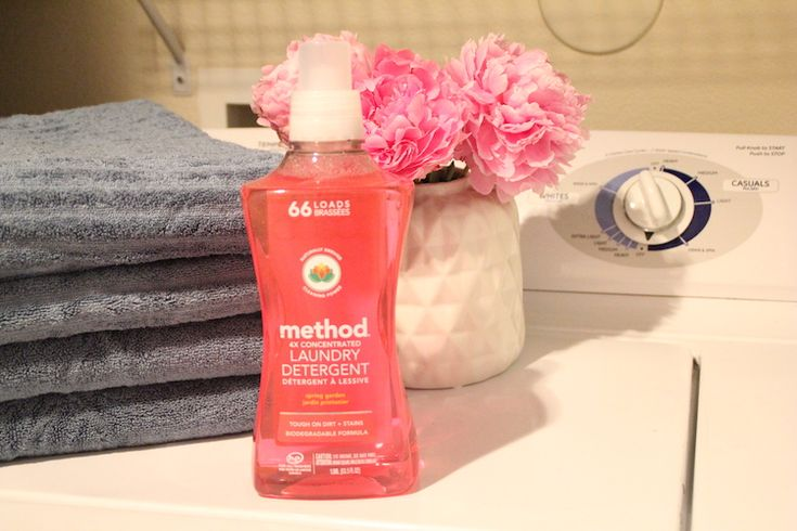 Method Laundry Detergent Review
