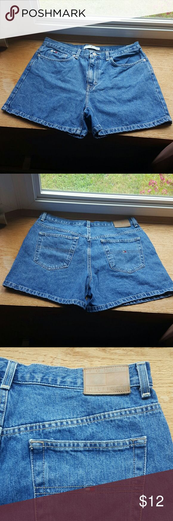 Tommy Hilfiger Jean Shorts Tommy Hilfiger Women's Jean Shorts Non smoking home  No trades Tommy Hilfiger Shorts Jean Shorts