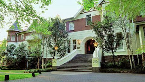 Sunnyside Park Hotel, Johannesburg