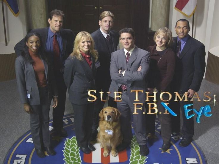 Sue Thomas F.B.Eye Movie Review