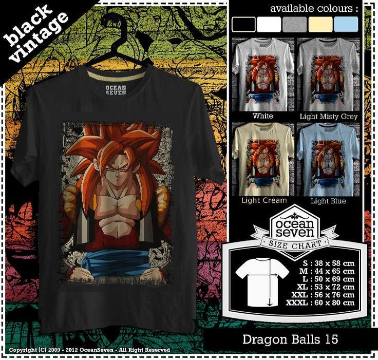 Kaos Dragon Balls II
