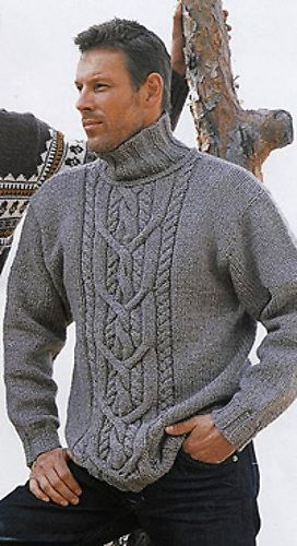 85-6 Pullover in Alaska and Silke-Tweed by DROPS design  Free pattern  http://www.garnstudio.com/lang/us/pattern.php?id=215=us