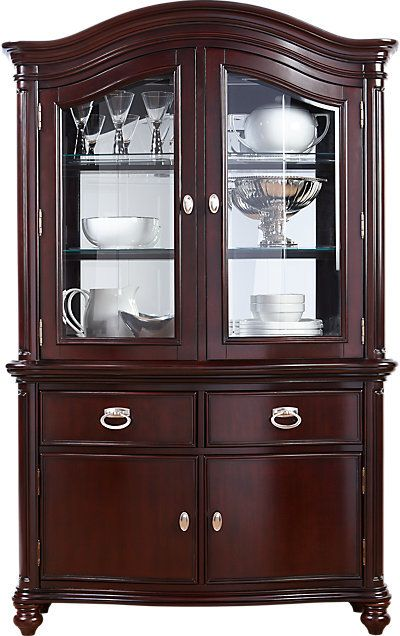 Mansell Manor 2 Pc China Cabinet