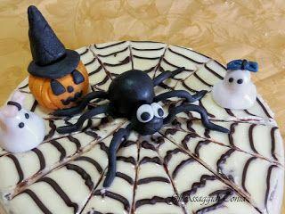 Gli assaggi di Tonia: Torta per halloween