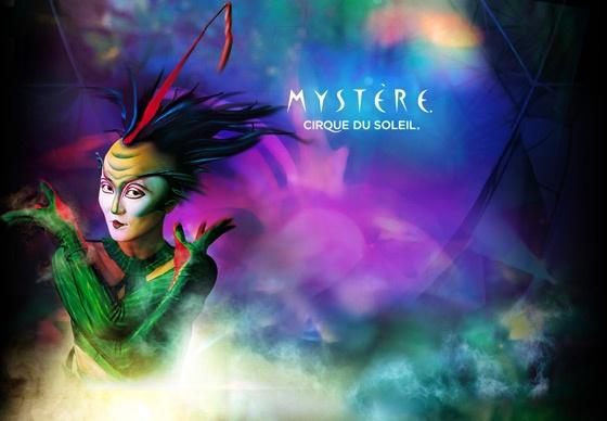 Mystere Cirque Du Soleil | Las Vegas Holidays
