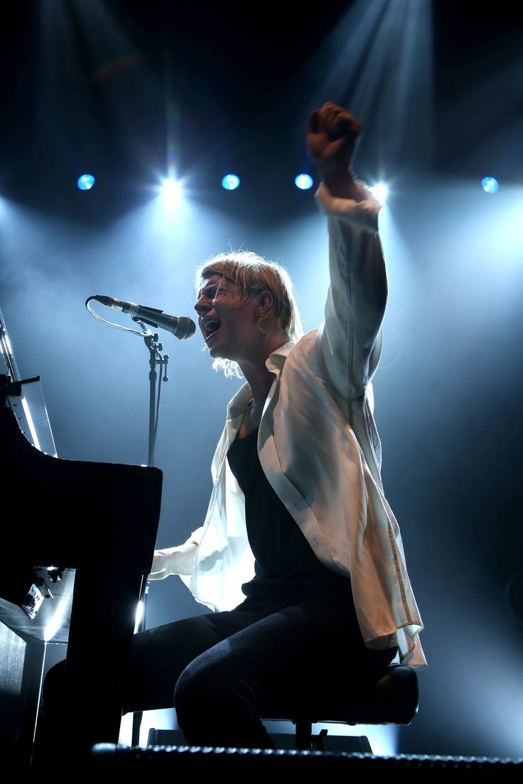Tom Odell, a young man with a talent for piano and brilliant lyrics ✌️
