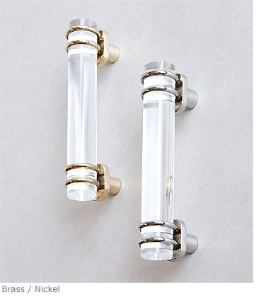Acrylic Rod Pull Handle Product DF 93 Charles Edwards