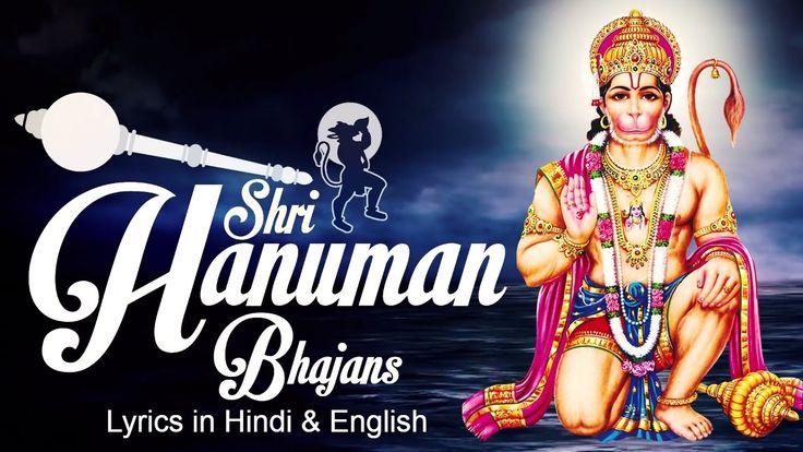 SHREE HANUMAN JAYANTI BHAJANS - SHREE HANUMAN CHALISA - AARTI KIJE HANUM...