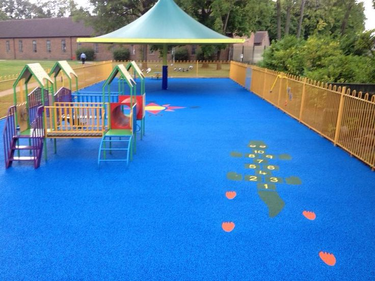 Specialist playground flooring uk suppliers wetpour - Playground surfaces for home ...