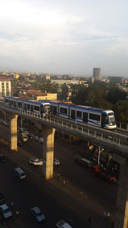 ADDIS ABABA | Public Transport - Page 4 - SkyscraperCity