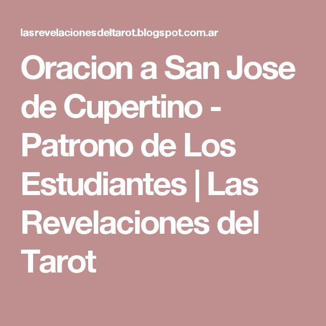 Oracion a San Jose de Cupertino - Patrono de Los Estudiantes | Las Revelaciones del Tarot