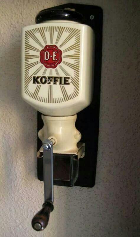 Koffie mill....