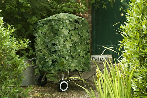 The Camouflage Company Kettle BBQ Garden Furniture Cover Evergreen Long Grass | eBay UK