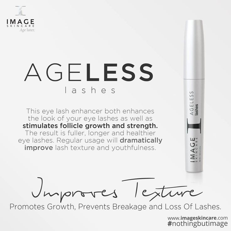 #ProductFeature - Image Skincare Ageless Lashes Shop the product: https://joyviva.ca/collections/image-skincare/products/image-skincare-ageless-lashes-clear-extra-strength?utm_campaign=coschedule&utm_source=pinterest&utm_medium=Dr.%20Buonassisi%20%7C%20Fiore%20Skin%20Clinic%20and%208%20West%20Cosmetic%20Surgery