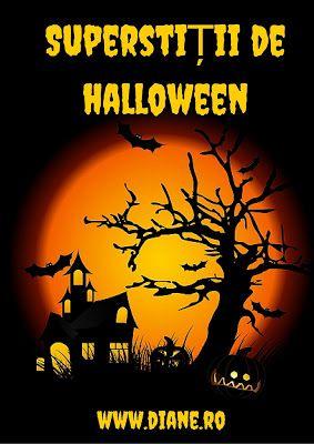 Superstiții de Halloween  | Credințe și tradiții | diane.ro