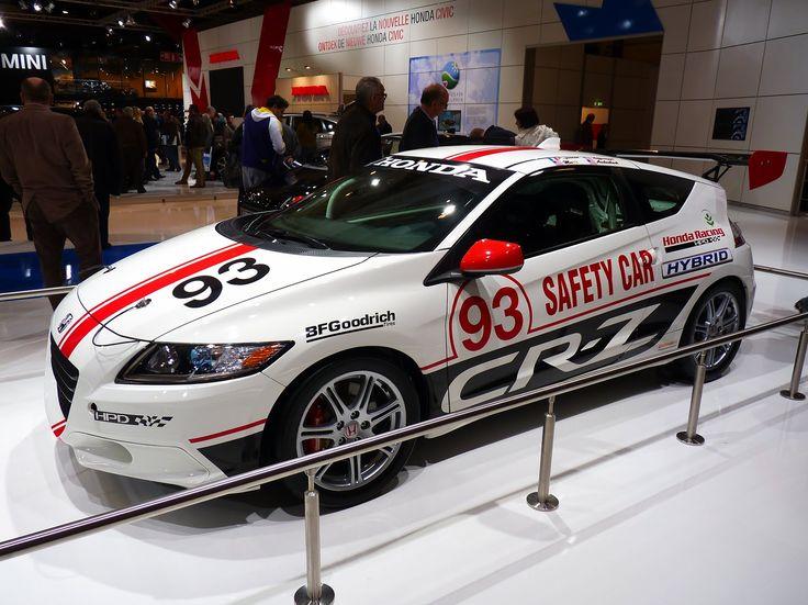 Honda CR-Z Hybrid Safety-car