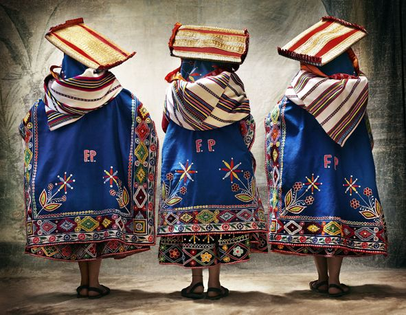 Peruvian Traditional Costume - Explore the World with Travel Nerd Nici, one Country at a Time. http://TravelNerdNici.com