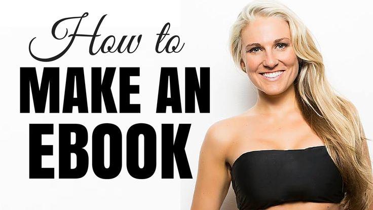 Make an Ebook Using Canva.com Find lots of good ideas on my social media and marketing  boards https://au.pinterest.com/rmarkovics/