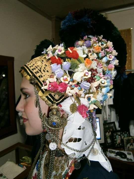 Macedonian costume - Macedonia Greece