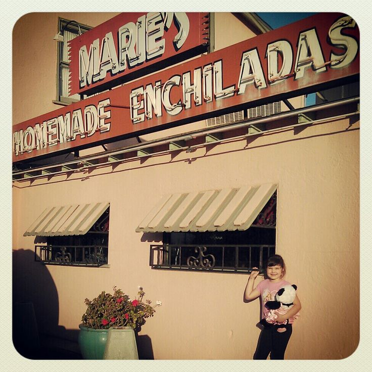 Marie's, Merced, California - This place is great!