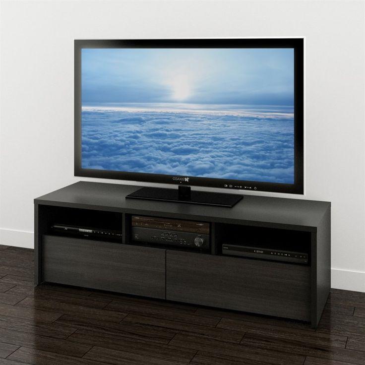 Shop Nexera 210406 Sereni T 60 In TV Stand At Loweu0027s Canada. Find