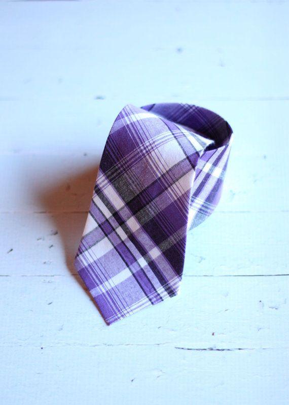 Another Purple Tie