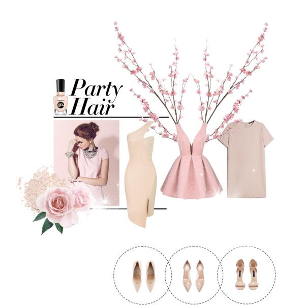 """Powder Party"" by essenceve on Polyvore"