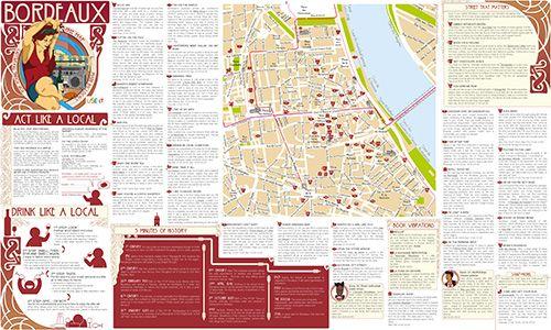 Download Bordeaux City Map
