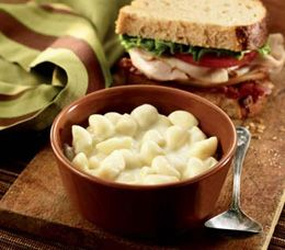"""Panera Bread's """"The Ultimate Macaroni and Cheese"""" Recipe. The exact recipe from their website! This is the best mac and cheese i've had in a long time"""