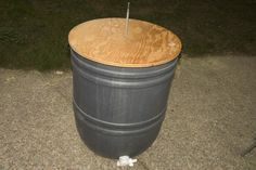 How To Make A Honey Extractor For About Eighty-Five Dollars Or Less