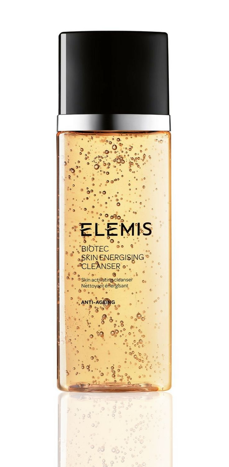 Elemis BIOTEC Skin Energising Cleanser. Enriched with a cocktail of natural ingredients, this gentle gel balm cleanser turbo charges your skin from within kick starting sluggish cells to restore your complexion's vibrancy. #Beauty #Skin #Skincare