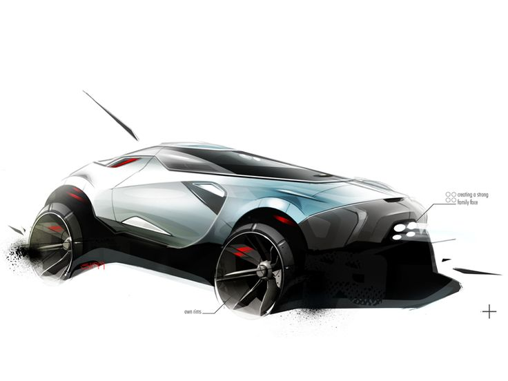 54 best SUV Concepts and Sketches images on Pinterest   Automotive ...