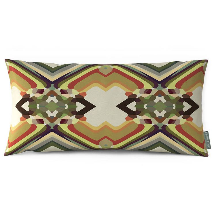 marthe bolster cushion by parris wakefield additions | notonthehighstreet.com