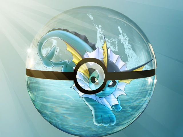 Which Eeveelution are you i'm Vaporeon!
