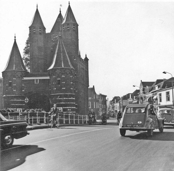 Amsterdamse Poort Haarlem (jaartal: 1960 tot 1970) - Foto's SERC