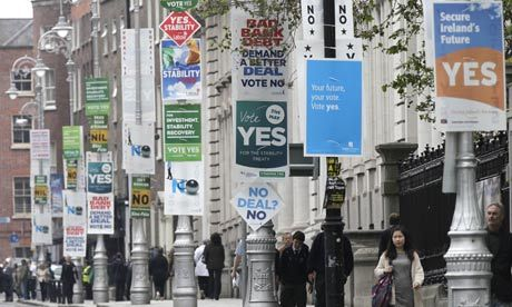 Should Ireland say yes or no in its EU treaty referendum? | Conor ...