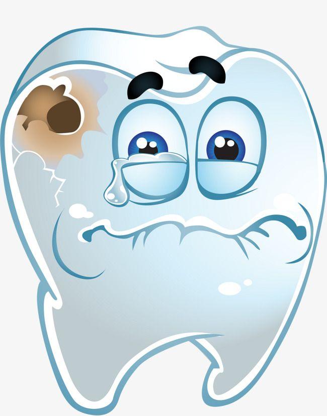 Картинка больного зуба для детей, хорошего