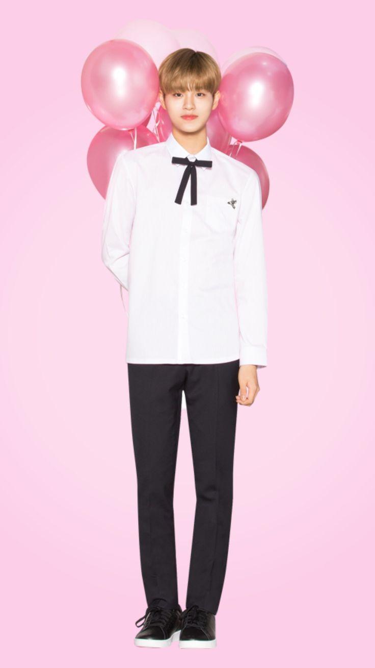 Ivyclub x Wanna One #Daehwi