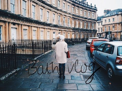 Claire Goes To Bath - Travel Vlog 2017 | Beth and Claire - YouTube