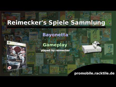 Reimecker's Spiele Sammlung : Bayonetta