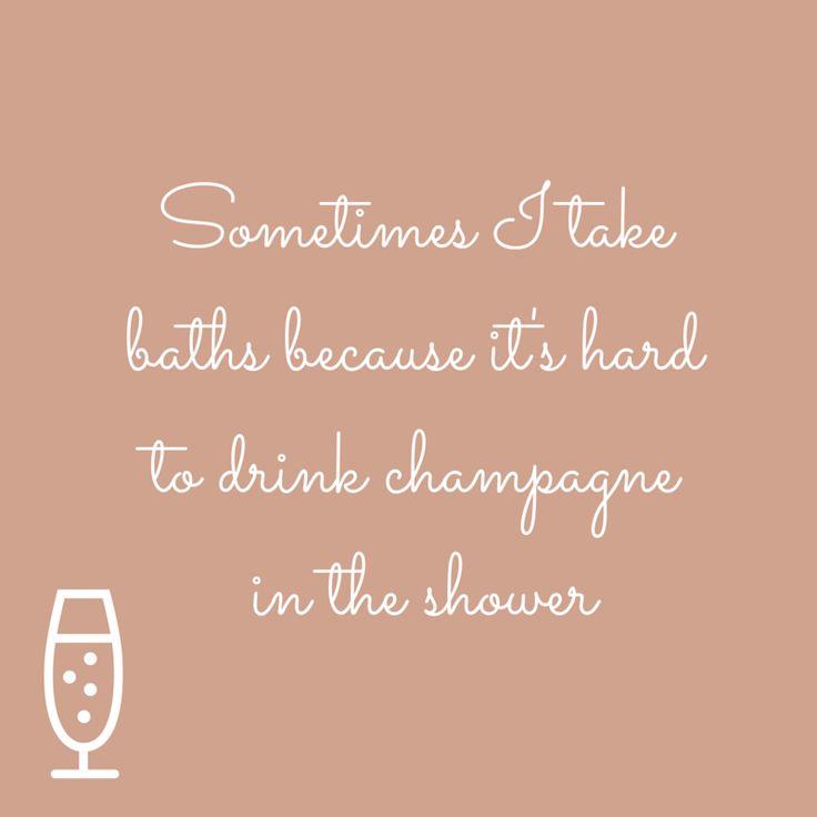 Proost! Ook zin in champagne? Met of zonder bad? Kijk op www.brouzje.nl!