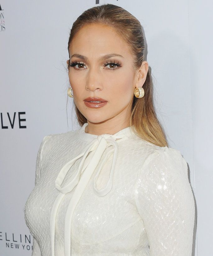 Jennifer Lopez Is Now Designing Fancy Footwear