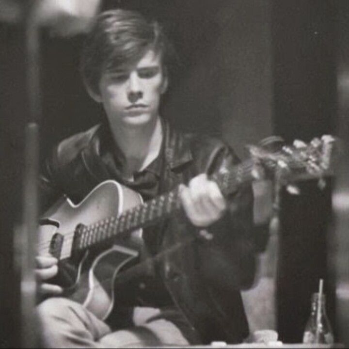 We All Live In A Yellow Submarine With The Beatles — nrthernsong: Stuart Sutcliffe the fifth Beatle...