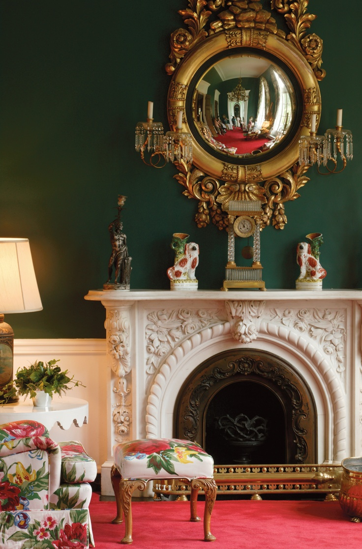 The Greenbrier's Victorian Writing Room. http://www.greenbrier.com