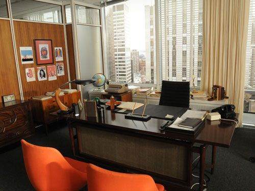 Behind The Scenes Mad Men Mad Men And House Beautiful