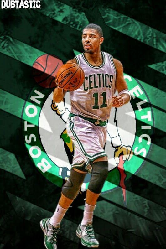 Kyrie Irving Celtics Wallpaper