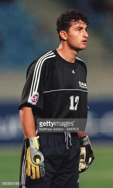 Parviz Boroumand Iran goalkeeper